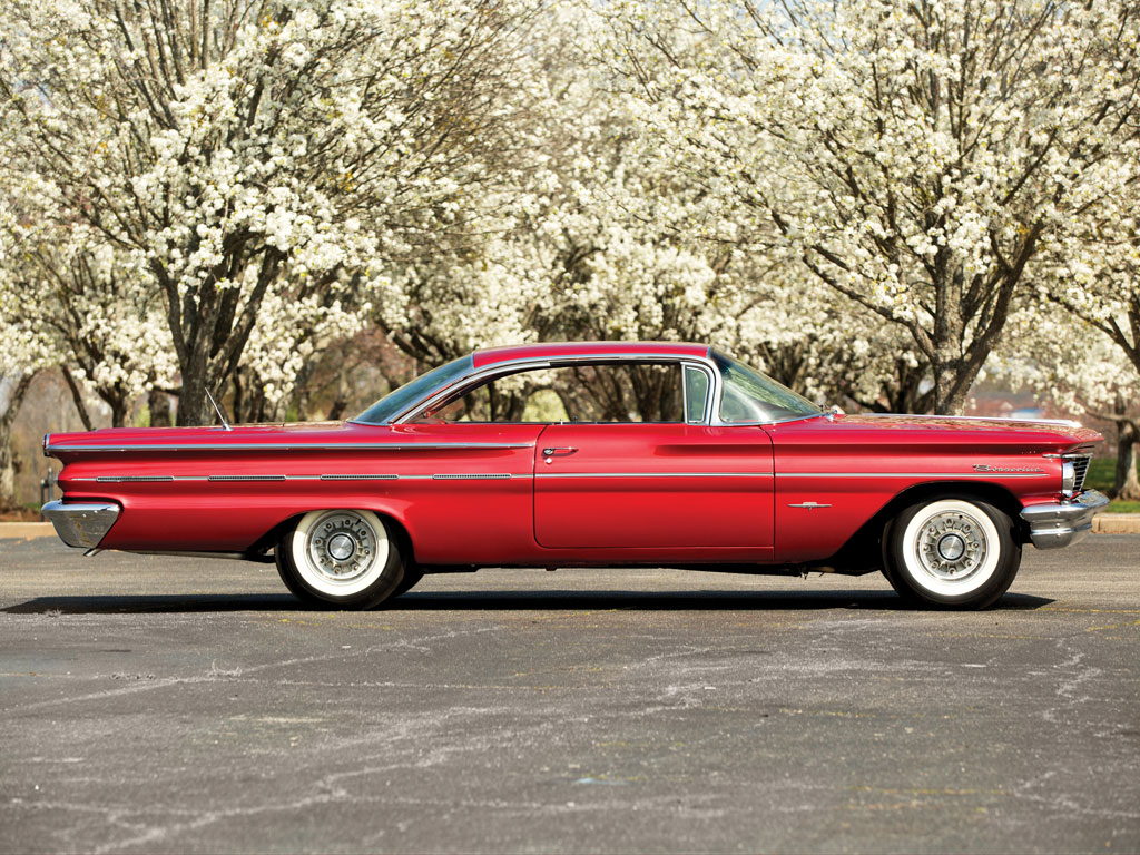1960 pontiac bonneville sport coupe is the definition of for Coupe definition