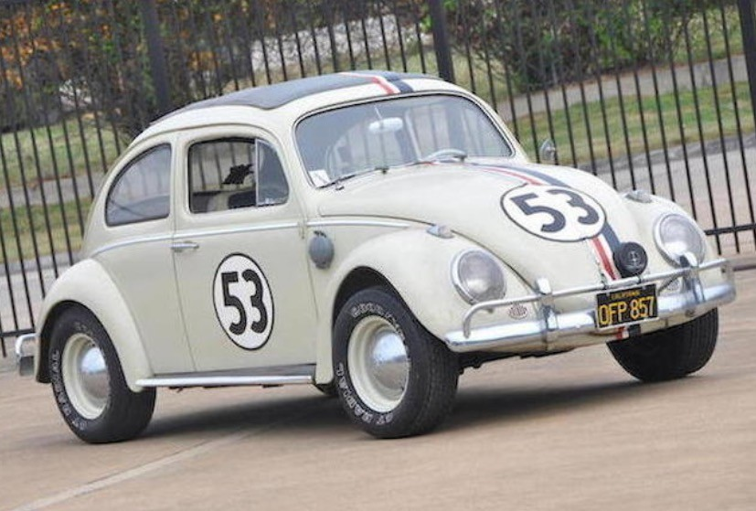 "1963 Volkswagen Beetle ""Herbie"" Sells for an Impressive $86,250 at Auction - autoevolution"