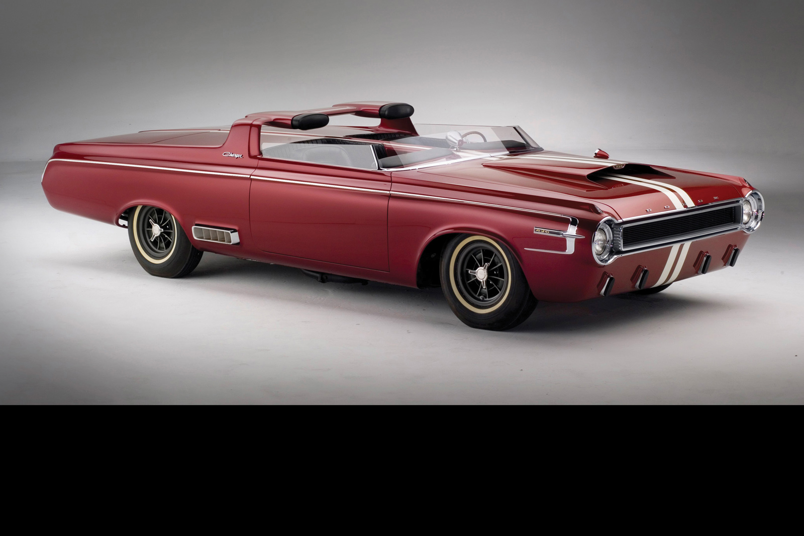 1964 dodge hemi charger concept car for sale autoevolution. Black Bedroom Furniture Sets. Home Design Ideas