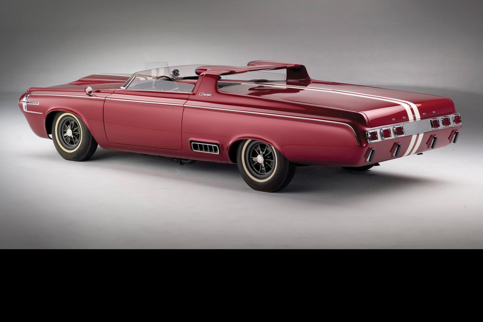 1964 Dodge Hemi Charger Concept Car For Sale - autoevolution