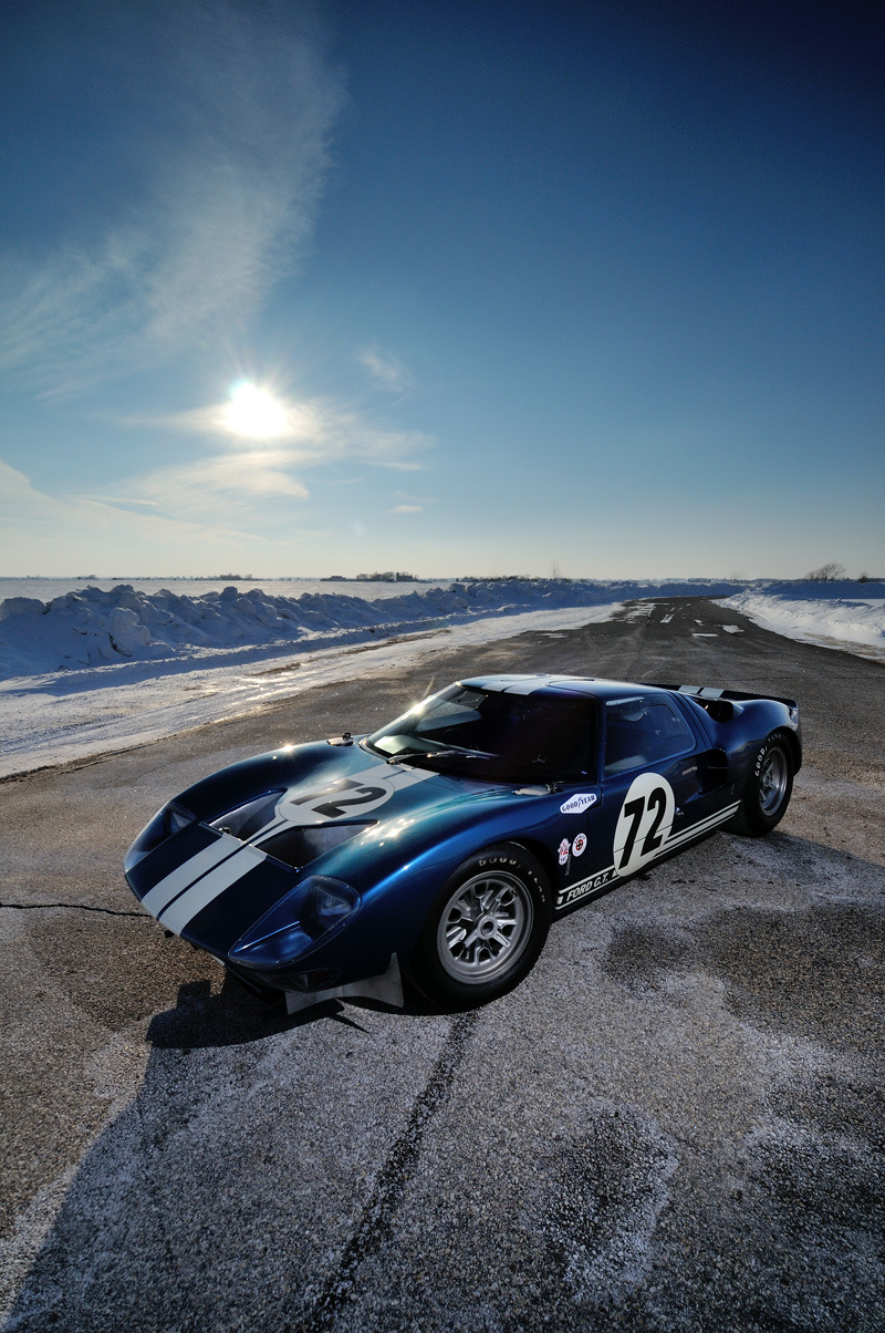 1964 Ford Gt40 Prototype Going Under The Hammer Next Month