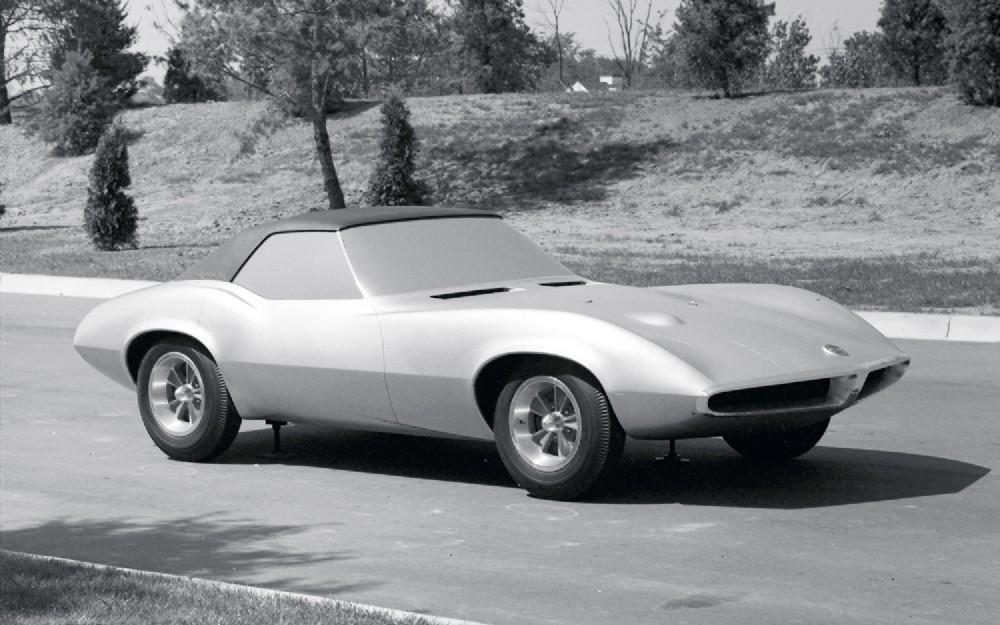 Delorean Car For Sale >> 1964 Pontiac Banshee Concept Car Heading to Auction - autoevolution