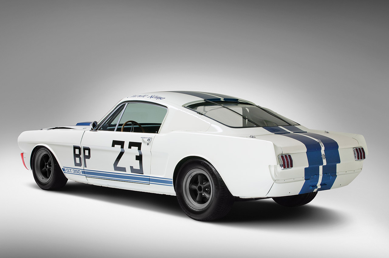 Shelby Gt R Sells For Million Photo Gallery