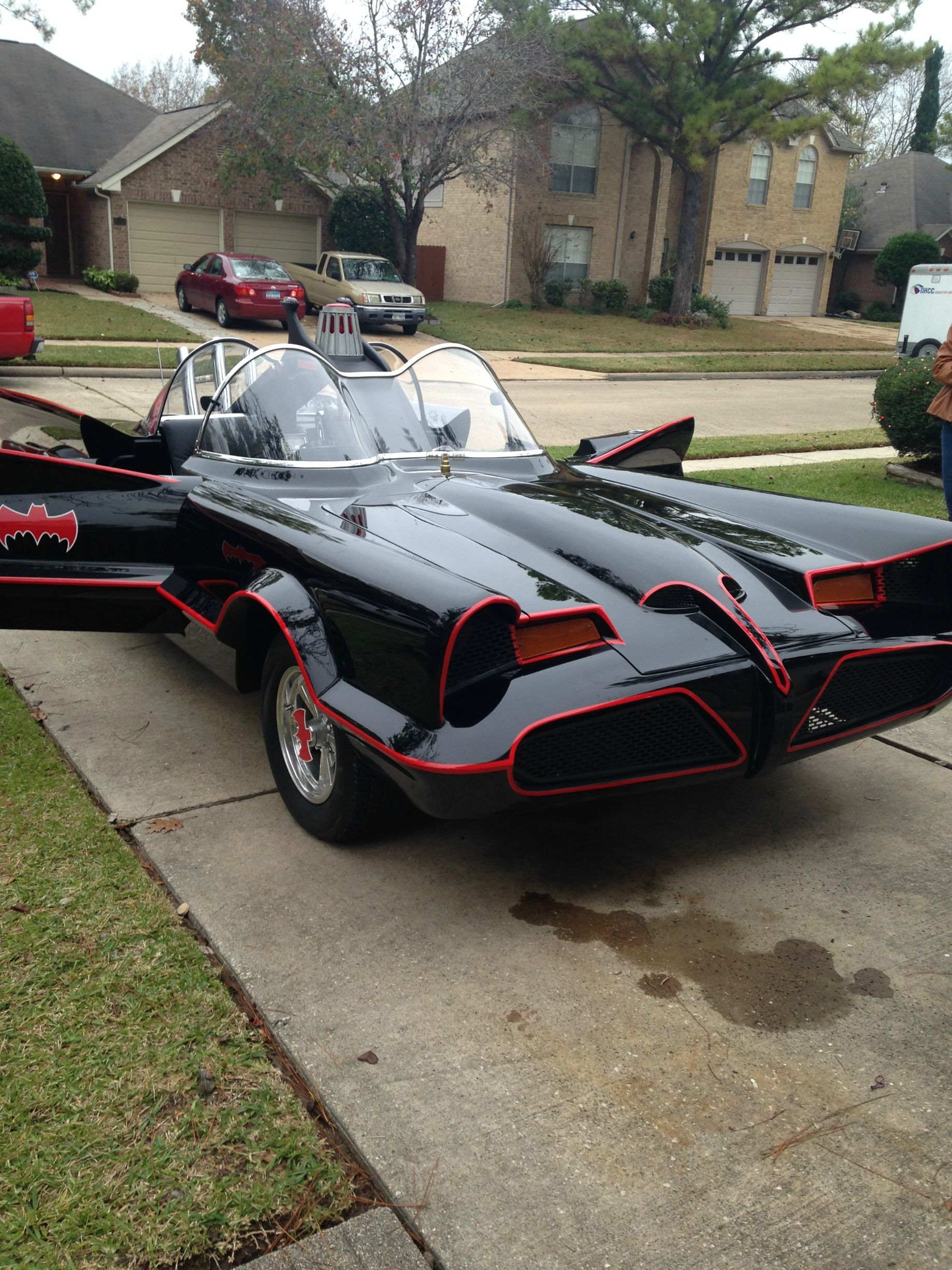 1966 Batmobile Replica Took 9 Years To Build Texan Batman