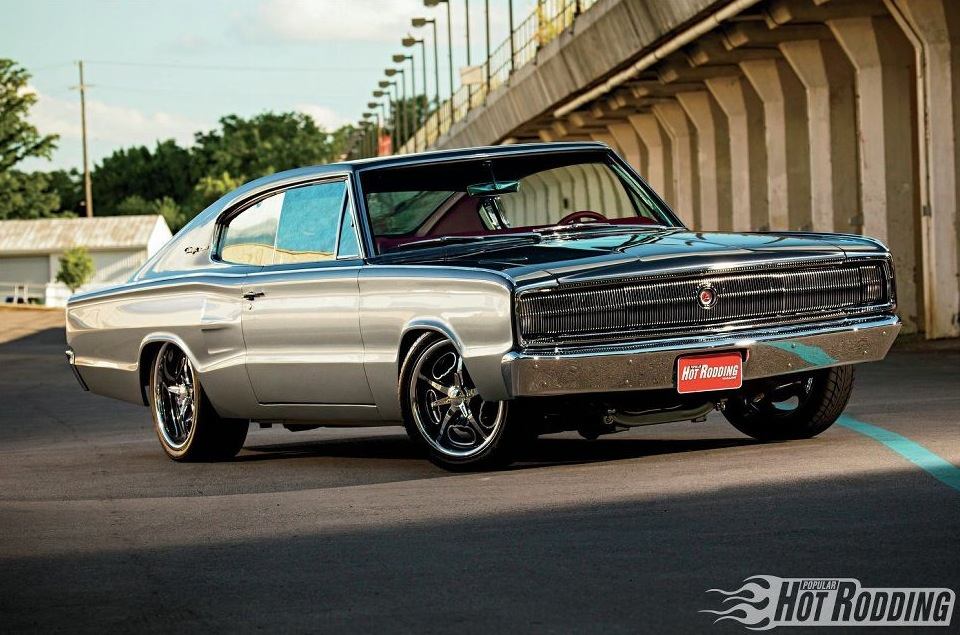 Alfa img showing gt dodge charger resto mod