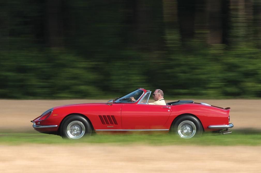 1967 Ferrari 275 Gtb 4 Nart Spider Sells For 27 5 Million