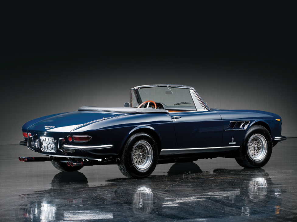 Cars For Sale Los Angeles >> 1967 Ferrari 330 GTS To Go Under the Hammer - autoevolution