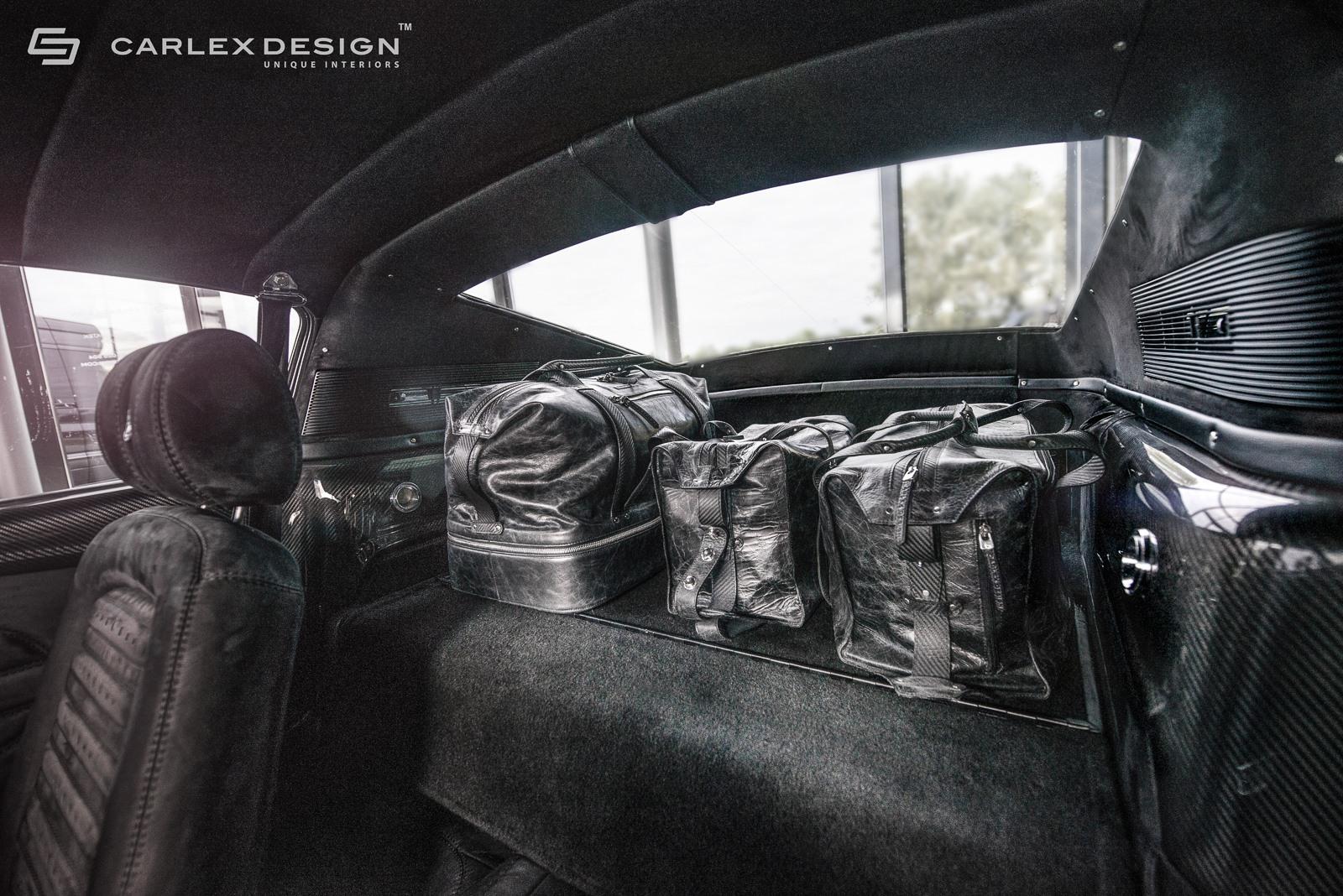 1967 Ford Mustang By Carlex Has Carbon Fiber And Alcantara