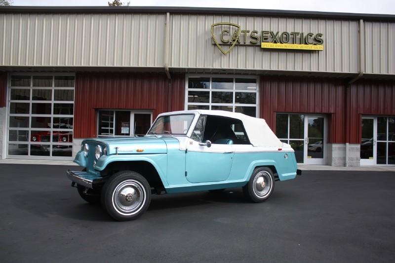 Jeepster For Sale 1967 | Autos Weblog