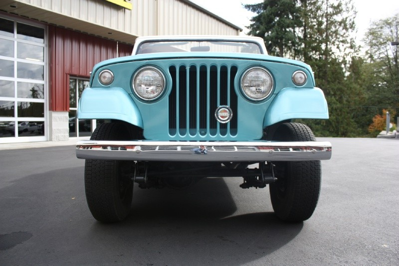 1967 Jeep Jeepster Convertible for Sale on eBay - photo gallery