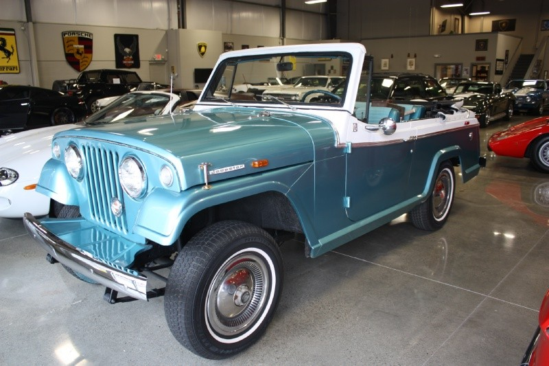 1967 Jeep Jeepster Convertible Sale