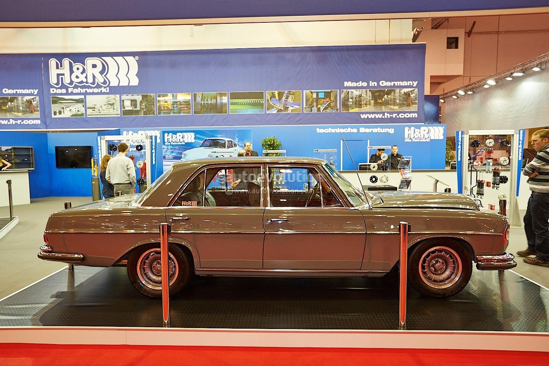 1967 Mercedes Benz 250 Se With C 36 Amg Engine At Essen Motor Show W108 Parts Diagram