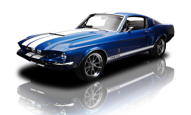 1967 Mustang Gets Custom Treatment - autoevolution