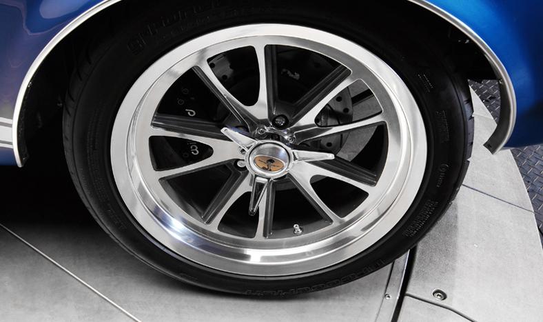 1967 Mustang Gets Custom Treatment Autoevolution