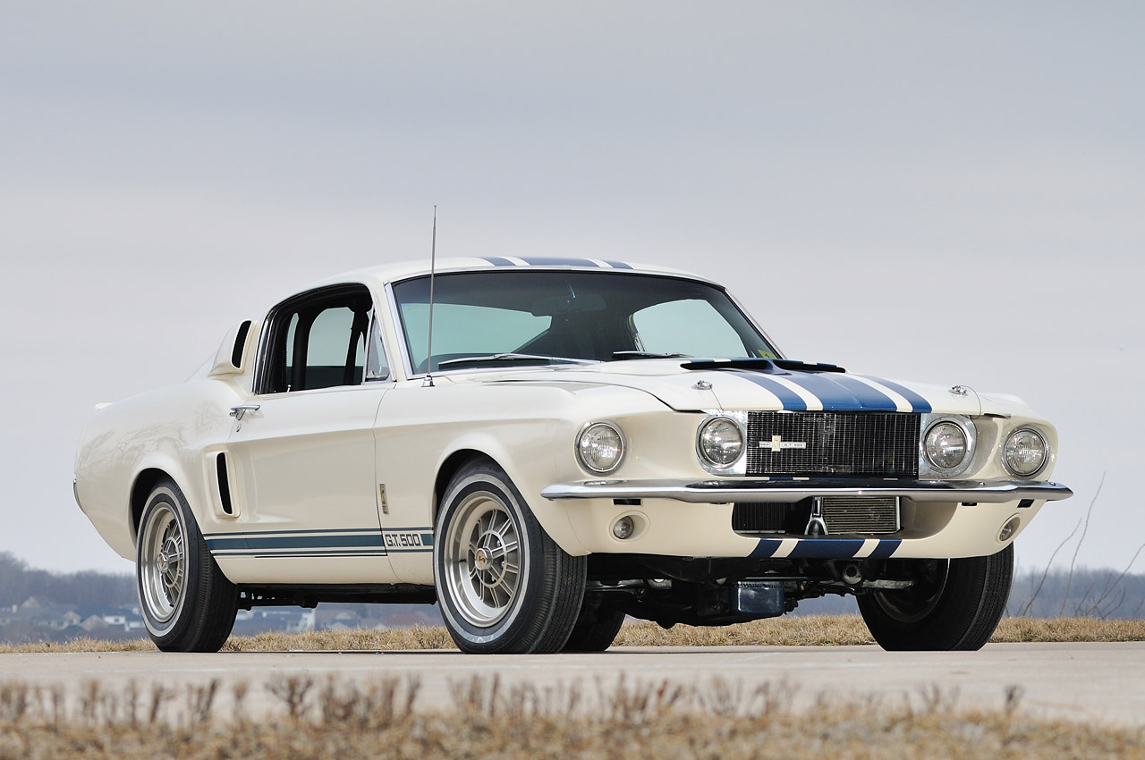 1967 Shelby GT500 Super Snake Becomes the Most Expensive Mustang Ever Auctioned - autoevolution