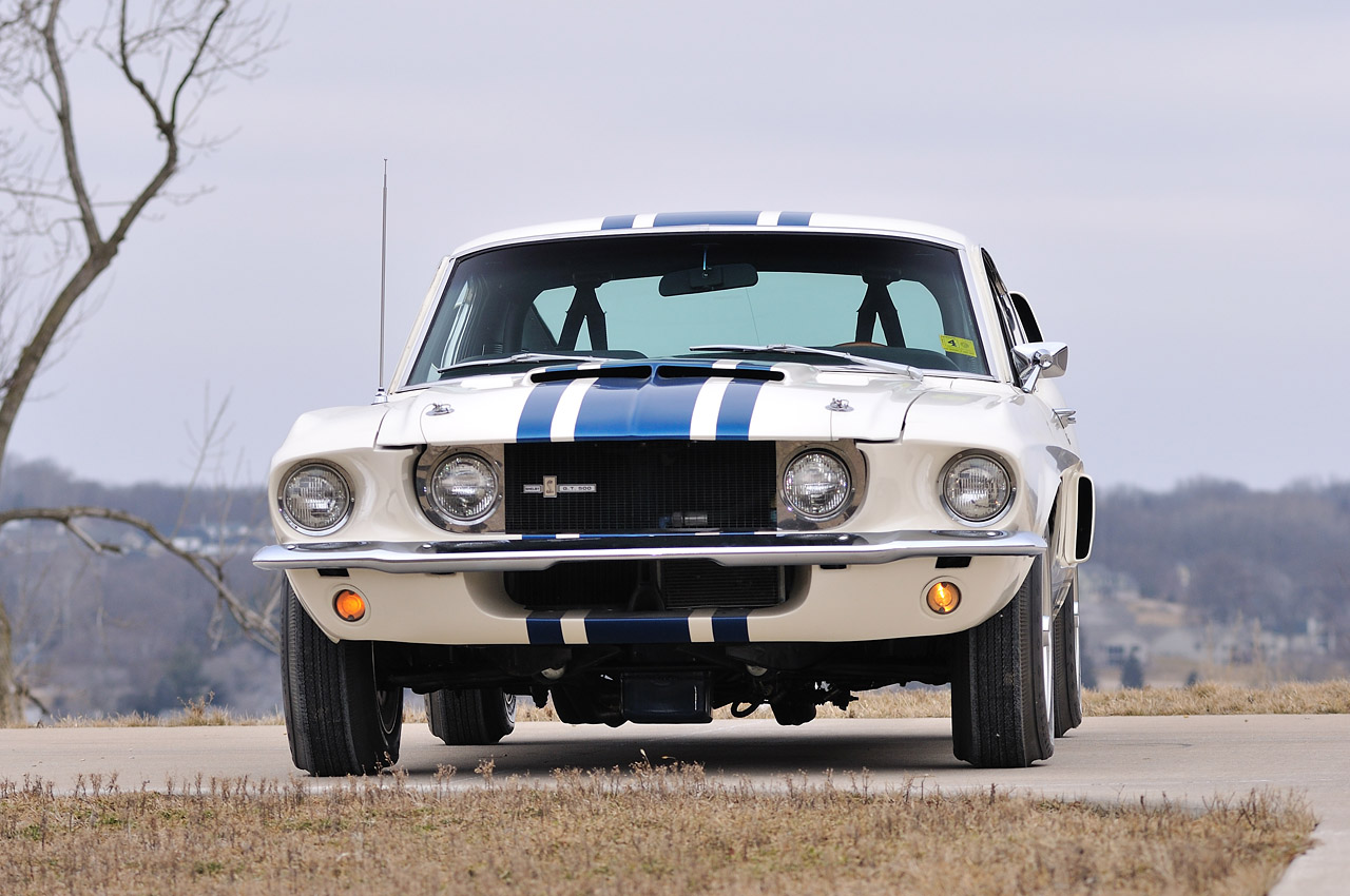 1967 Shelby GT500 Super Snake Becomes the Most Expensive ...