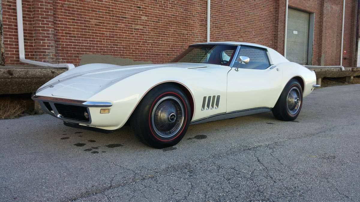 Harley Earls 1968 Corvette Up For Grabs Autoevolution Chevrolet Project Car