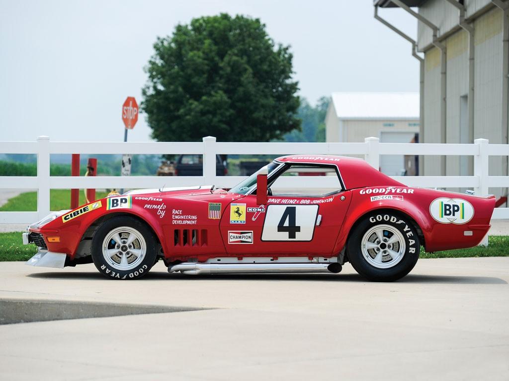 1968 Corvette L88 Red Nart Heading To Auction Autoevolution