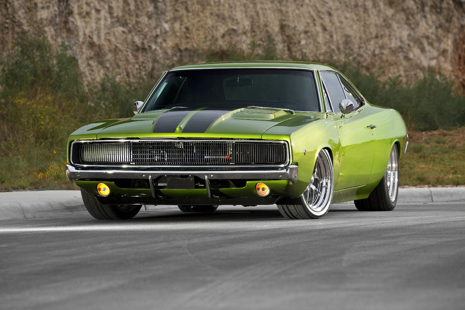 1968 Dodge Slamcharger Shows Up On Ebay Autoevolution