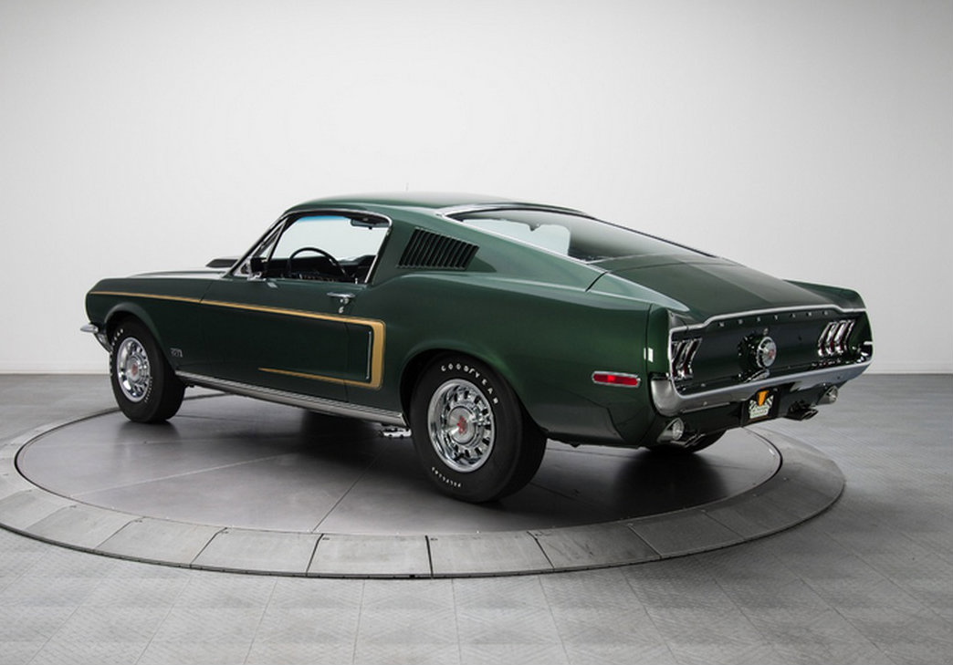1968 Ford Mustang Gt 428 Cobra Jet Can Be Yours For 109k Video