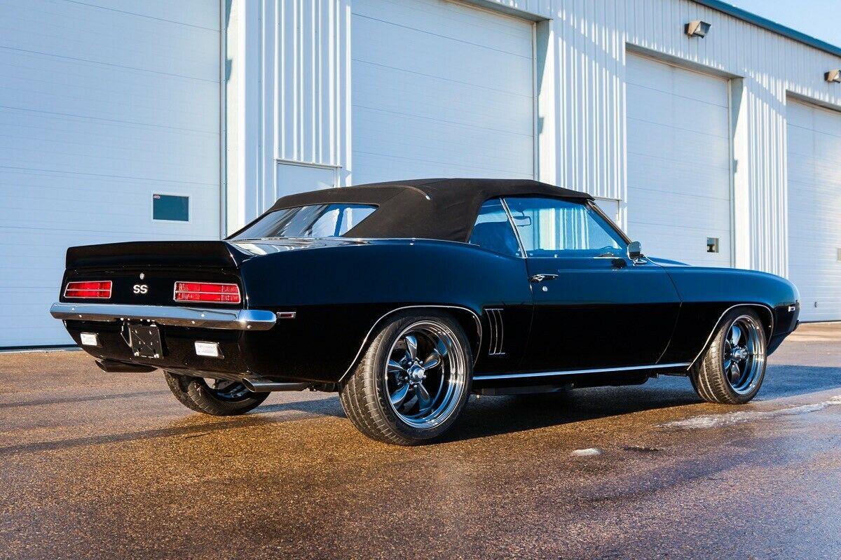 1969 Chevrolet Camaro SS American muscle car | Hot Cars