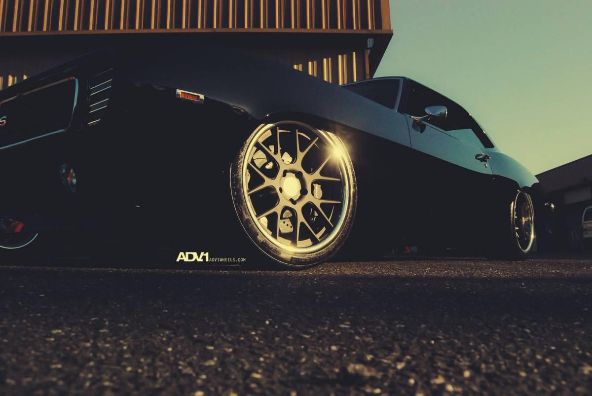Team One Chevrolet >> 1969 Chevrolet Camaro SS Gets ADV.1 Wheels - autoevolution