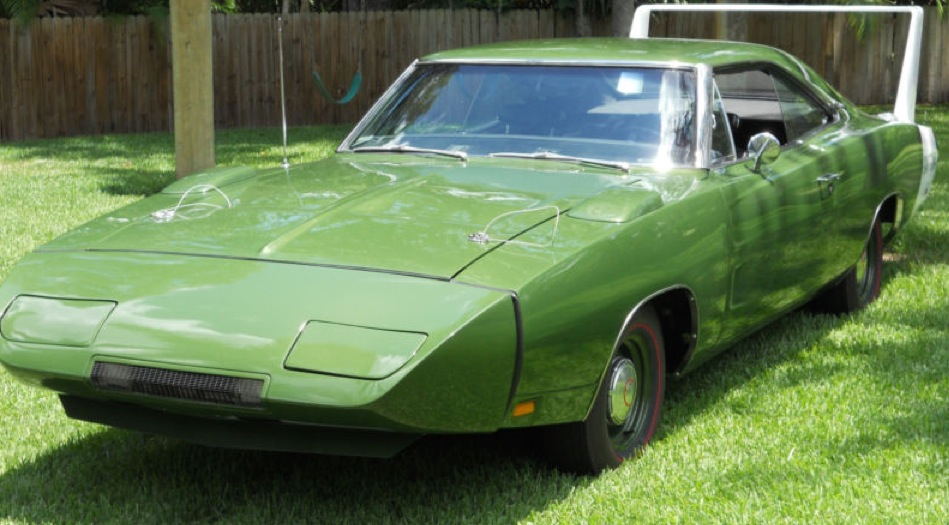 1969 dodge charger daytona for sale ebay autoevolution. Black Bedroom Furniture Sets. Home Design Ideas