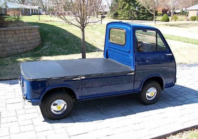 "1969 ""Ferrari"" Pickup Truck for Sale on eBay - autoevolution"