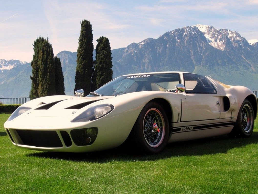1969 ford gt40 for sale on ebay autoevolution. Black Bedroom Furniture Sets. Home Design Ideas