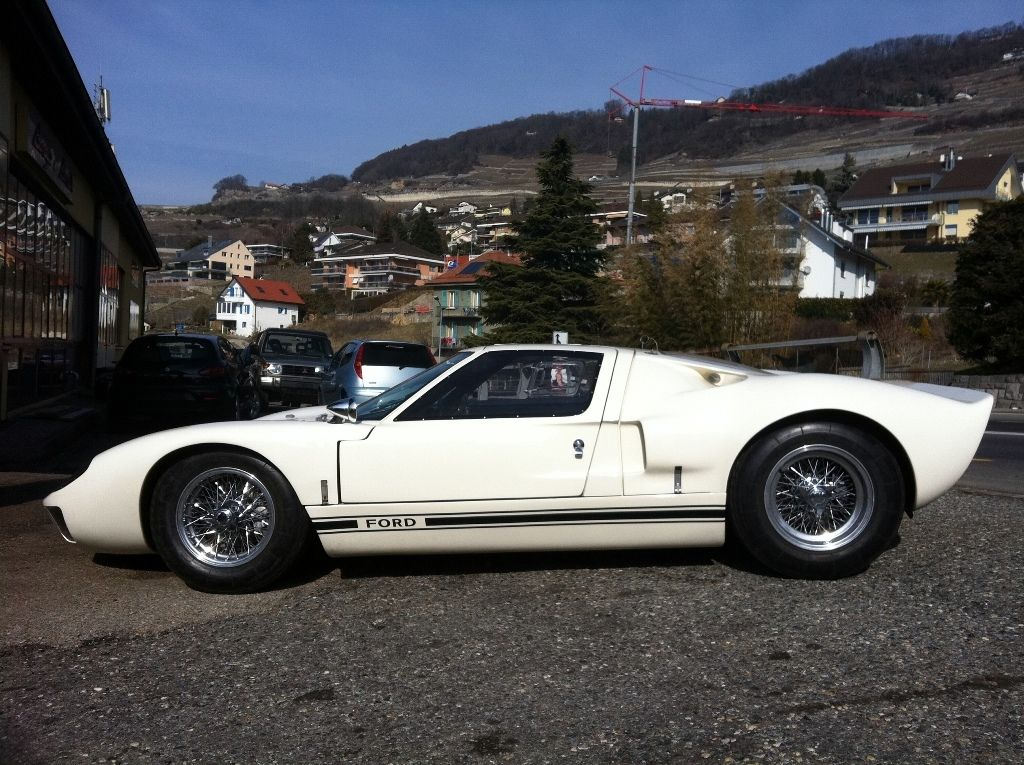 1969 Ford Gt40 For Sale On Ebay Autoevolution