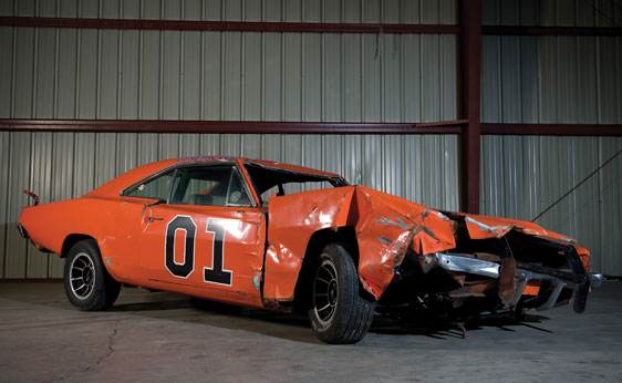 1969 General Lee Dodge Charger Up For Auction Autoevolution