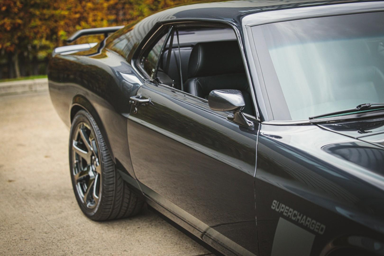 Mustang Lifestyle Terminator