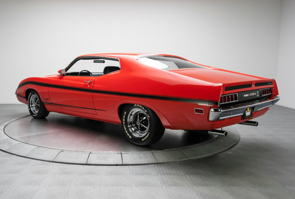1970 Ford Torino King Cobra Prototype Shows Up On eBay