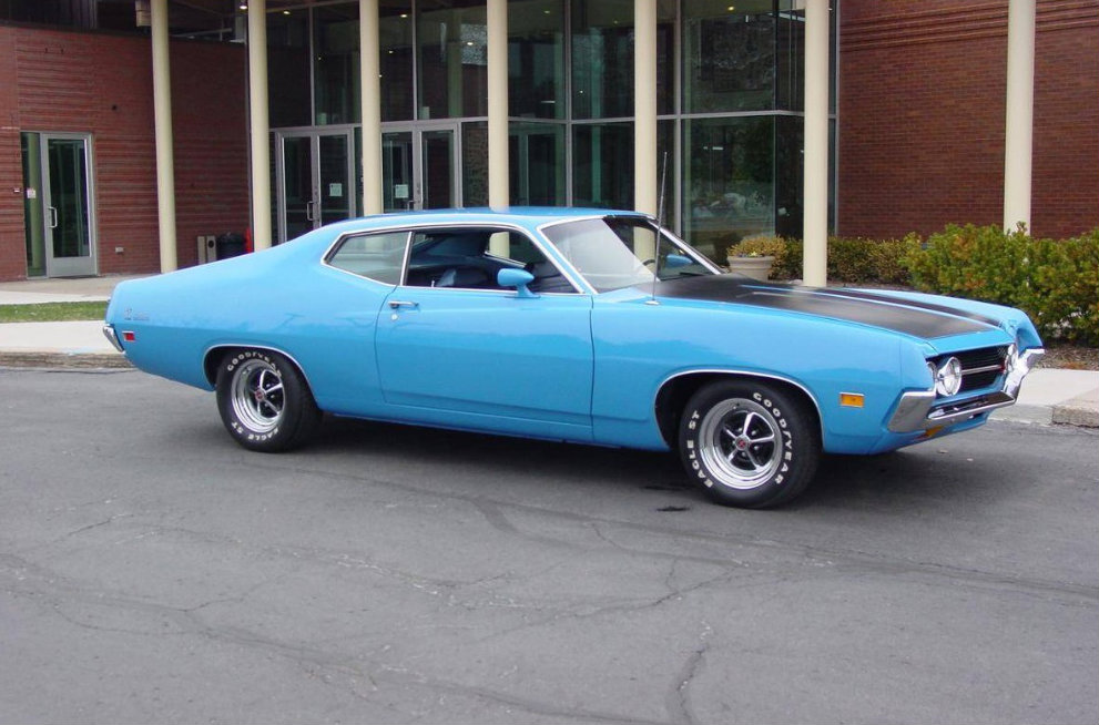 1971 Ford Torino Cobra Is Looking For A New Owner Autoevolution