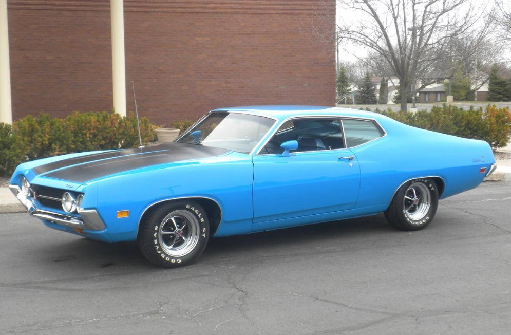1971 Ford Torino Cobra Is Looking For A New Owner
