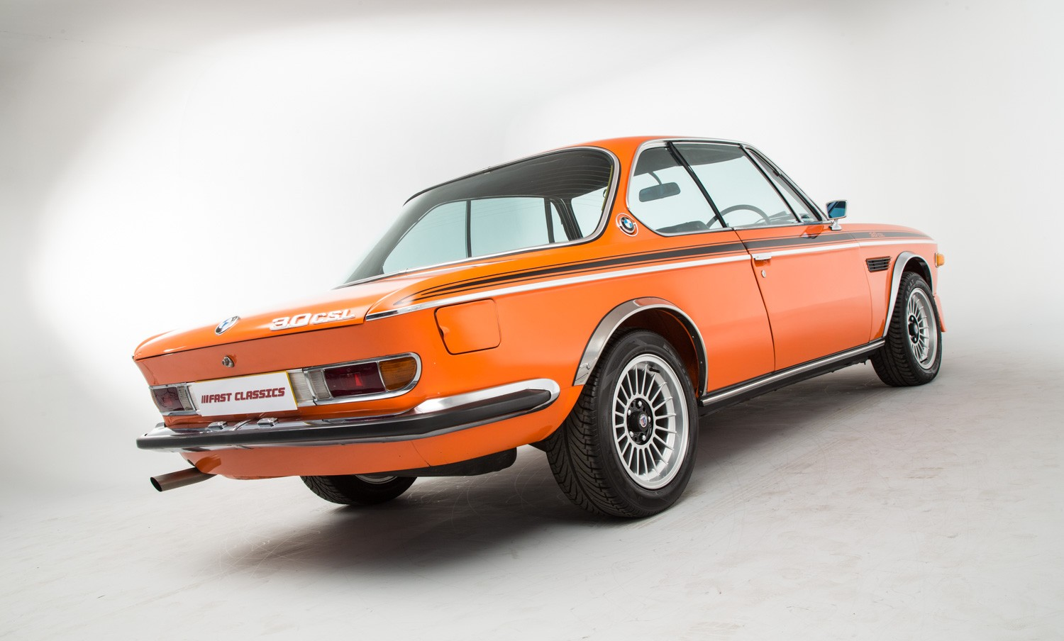 1972 Classic BMW 3.0CSL Up for Sale for a Reasonable Price ...