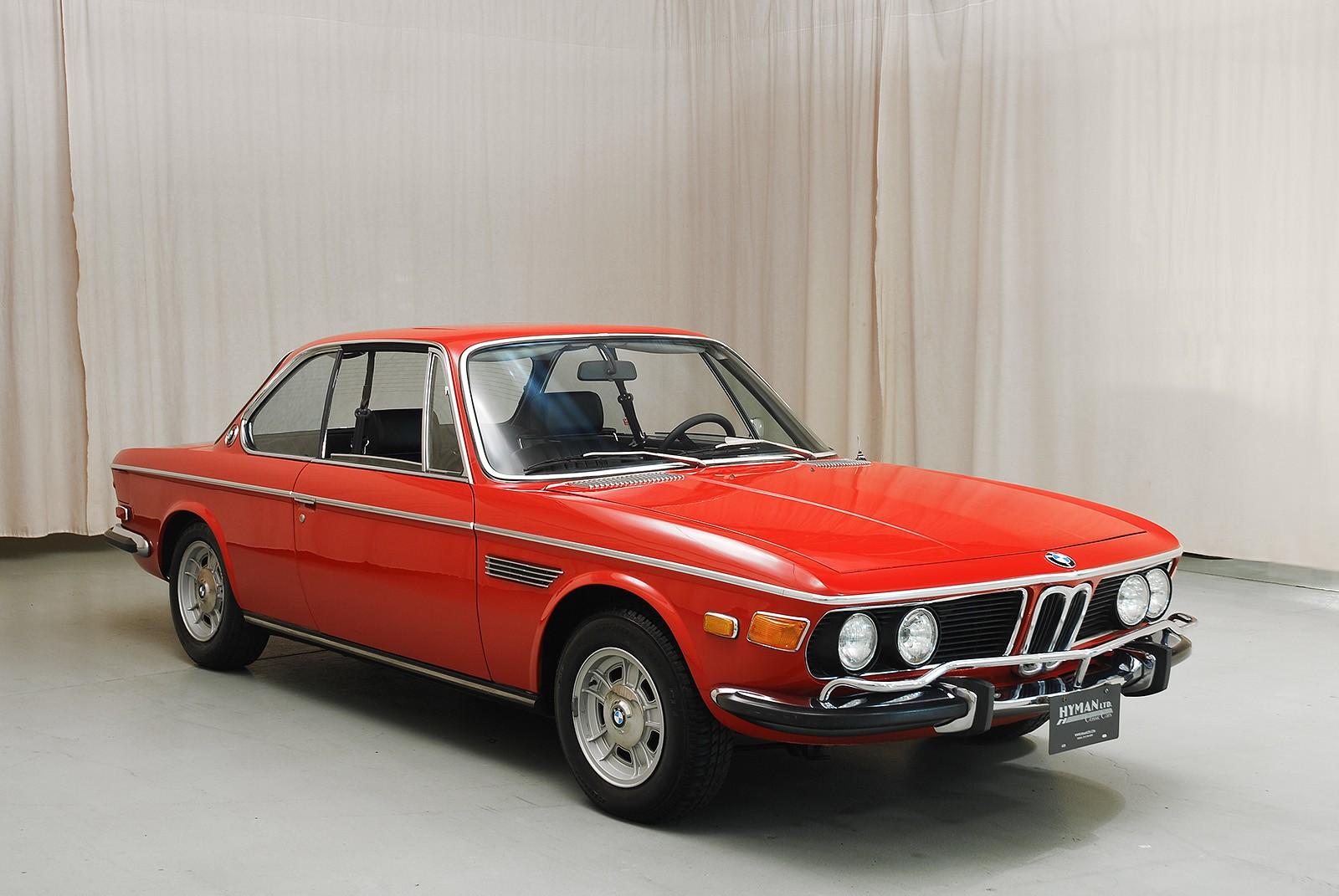 1972 Collector'-s BMW 3.0CS Coupe for Sale in St. Louis - autoevolution