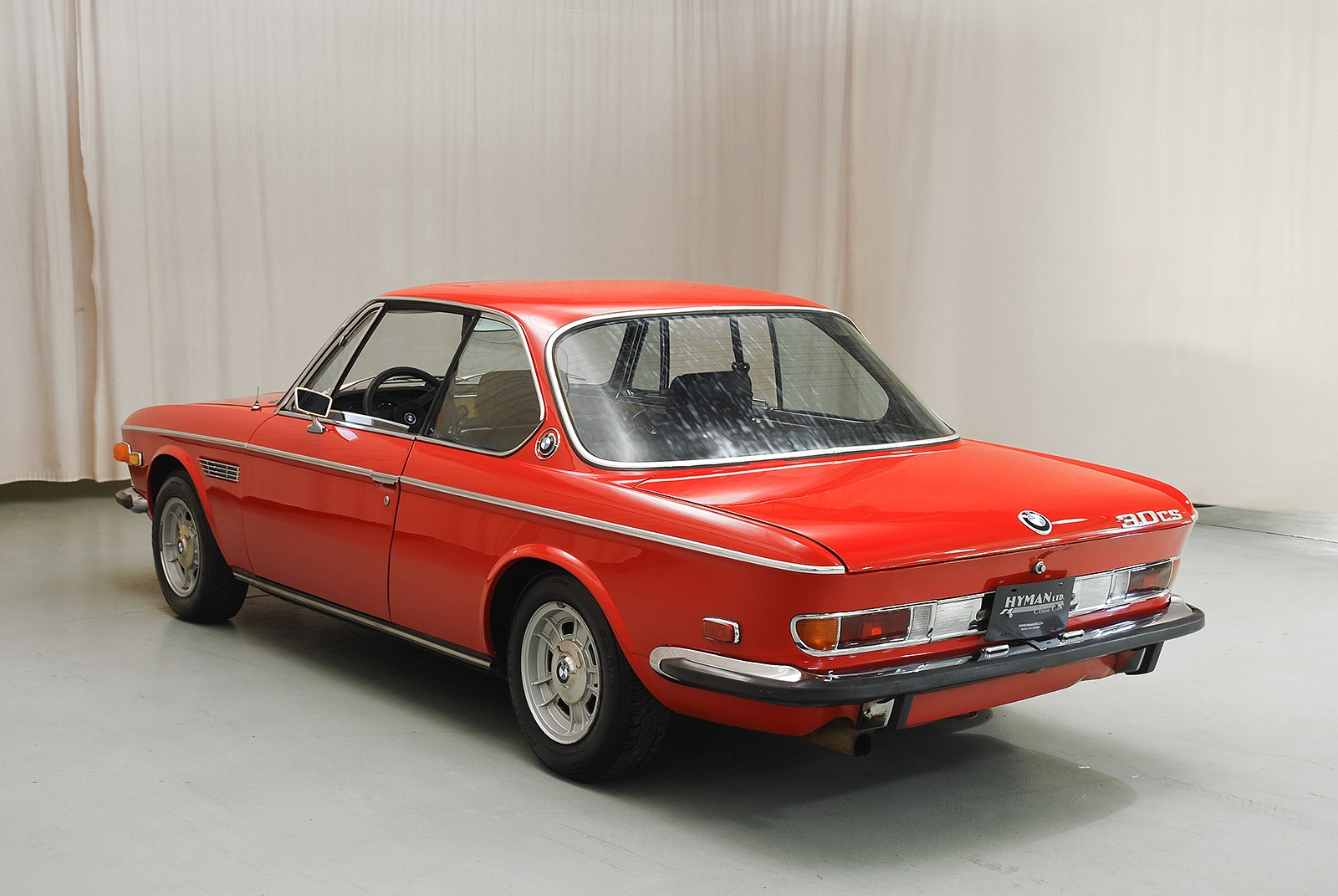 Nissan Maxima Coupe >> 1972 Collector's BMW 3.0CS Coupe for Sale in St. Louis - autoevolution