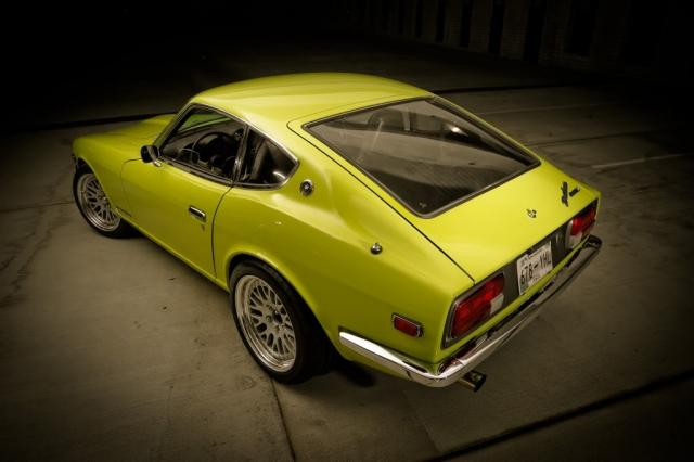 1972 Datsun 240z Custom For Sale On Ebay Autoevolution