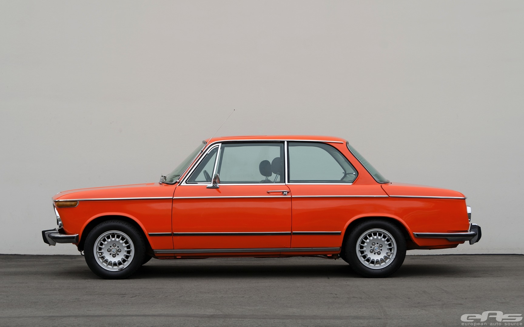1973 bmw 2002tii stops by the european auto source shop. Black Bedroom Furniture Sets. Home Design Ideas