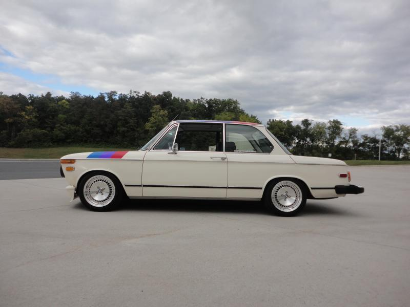 Bmw 2002 Tii For Sale >> 1975 BMW 2002tii Up for Sale in Newville, Pennsylvania - autoevolution