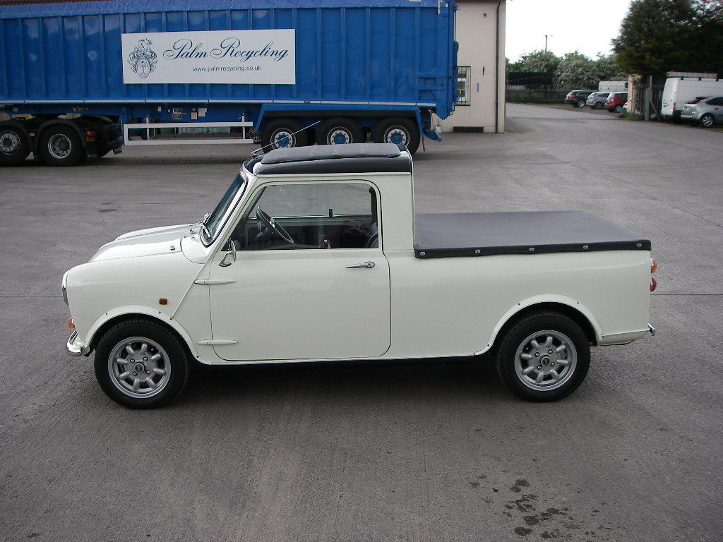 1977 mini pickup up for sale costs 18 936 autoevolution