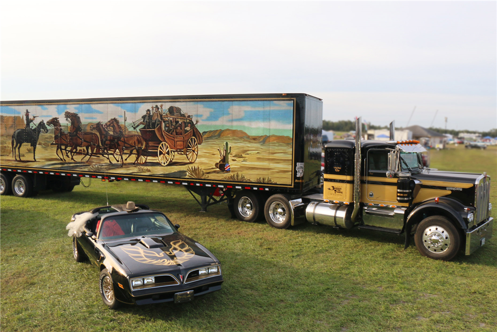 Smokey And The Bandit Number Of Cars Used