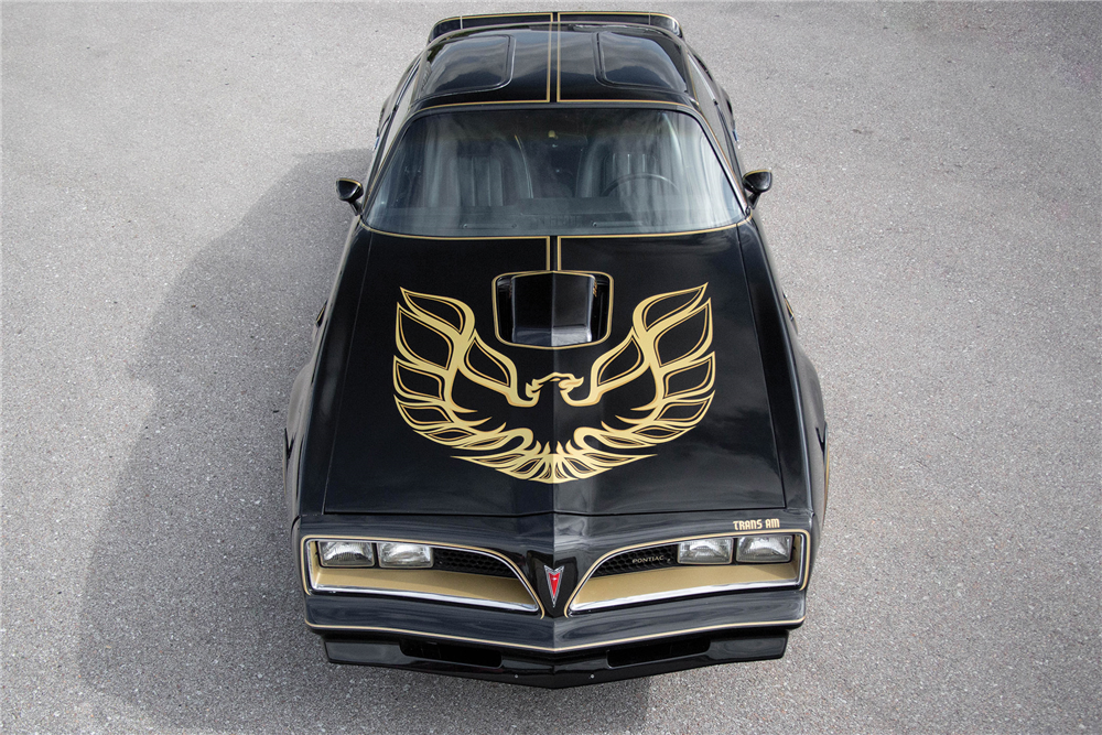 1977 Pontiac Firebird Trans AM Smokey And The Bandit