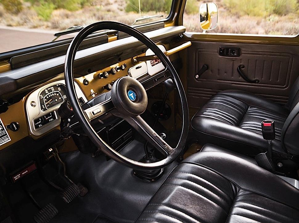 1977 Toyota Land Cruiser FJ for Sale   ClassicCars.com