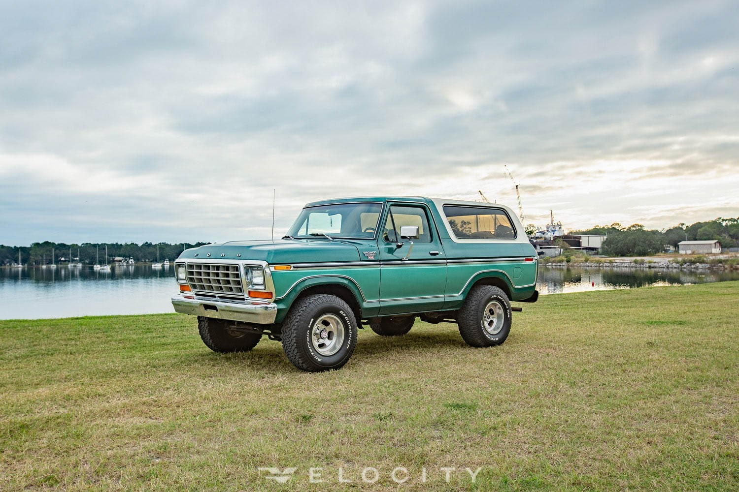 1978 Ford Bronco Is Green Enough To Constantly Remind Us Of Summer Autoevolution