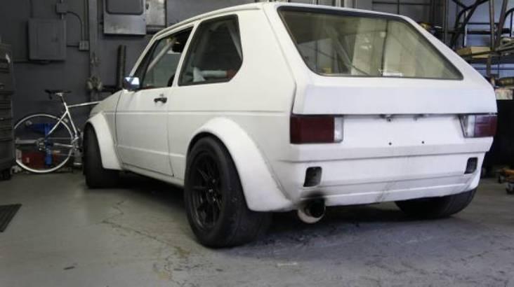 1983 Volkswagen Rabbit Hill Climb Racecar Costs $9,000 on Craigslist – Photo Gallery - autoevolution