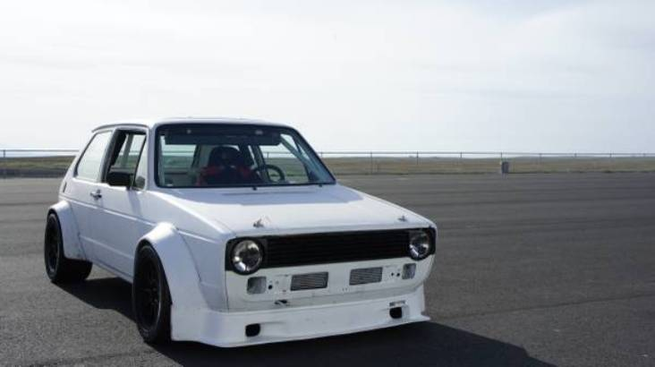 1983 Volkswagen Rabbit Hill Climb Racecar Costs 9 000 On