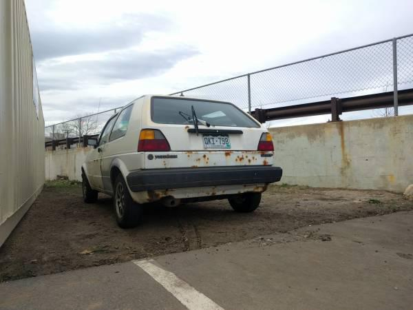 1985 vw golf on craigslist isnt worth squat but the ad itself is 1985 vw golf mkii on craigslist 1985 vw golf mkii on craigslist publicscrutiny Image collections