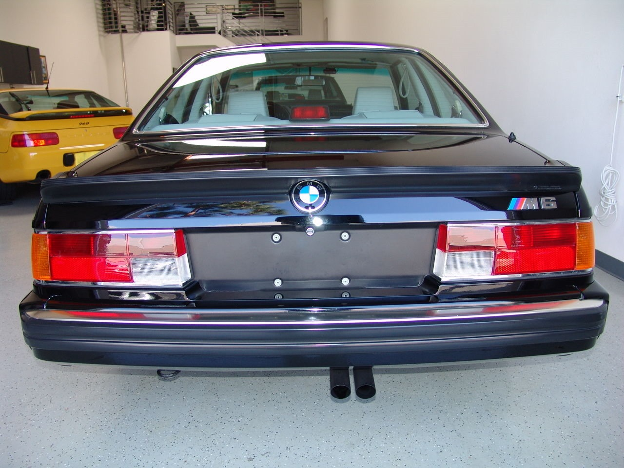 1988 Bmw E24 M6 For Sale Priced At Usd158 800 Autoevolution
